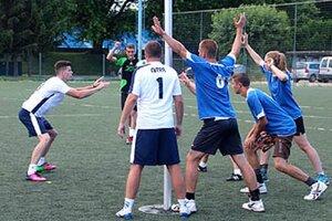 Nitrianski korfbalisti zorganizovali opäť pozoruhodnú medzinárodnú akciu.