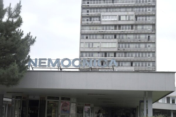 Univerzitnú nemocnicu Bratislava v Ružinove.