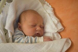 Adam Belko (3550 g, 50 cm) sa narodil 13. decembra Veronike a Jurajovi z Nemšovej.