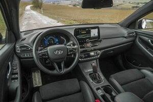 Hyundai i30 kombi N Line