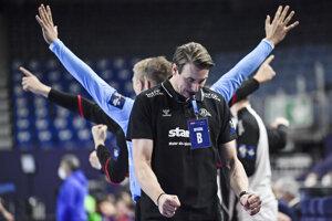 Český tréner tímu THW Kiel Filip Jícha.