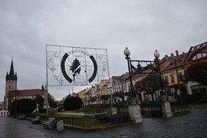 Prešov na Silvestra 2020.