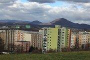 Sídlisko Sekčov.