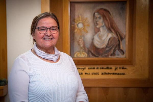 Júlia, Anna Bodoríková pôsobí na Liptove 25 rokov.