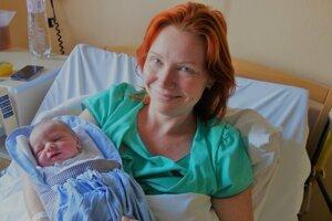 V levickej pôrodnici sa vlani narodilo 1077 detí.