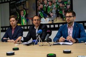V žilinskom hokeji sa minulý rok udiali veľké zmeny