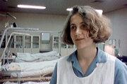 Z filmu Ester. Česká moderátorka Ester Janečková mala na začiatu nakrúcania 16 rokov.