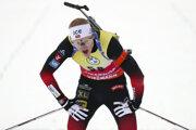 Nórsky biatlonista Johannes Thingnes Bö znovu triumfoval.