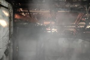 Požiar rodinného domu v časti Prejta
