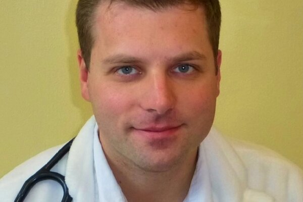 Pľúcny lekár Pavol Pobeha má v súčasnosti najviac práce s pacientmi s koronavírusom.