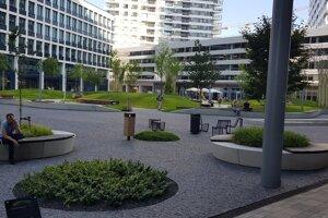Bratislava Business Centre, kde sídli Johnson Controls