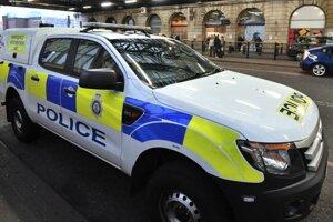 Britská polícia