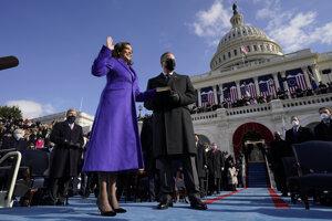 Kamala Harrisová sa stala prvou viceprezidentkou USA.
