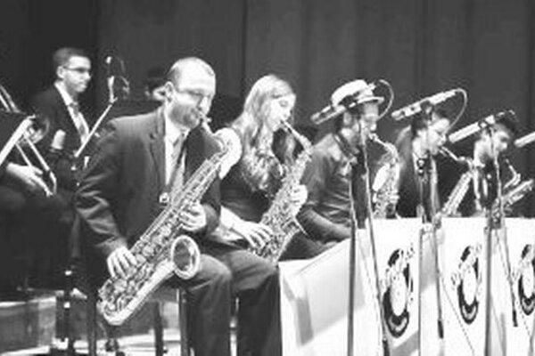 Swingless Jazz Ensemble si v divadle zahrá s hosťom Borisom Čellárom.