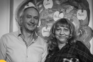 Manželia Nátherovci získali ocenenie Biela vrana
