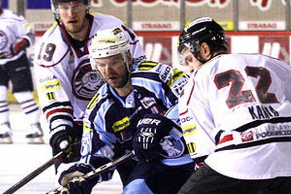 Jozef Stümpel je lídrom Nitry aj v play-off.