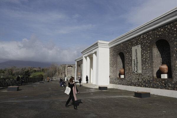 Zrekonštruované múzeum otvorili pre verejnosť.