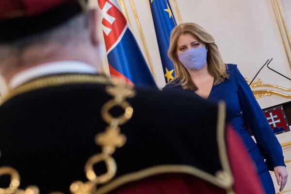 Čaputová vymenovala do funkcie dvoch rektorov.