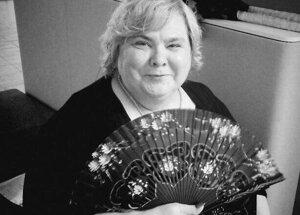 Margita Kosturiková.