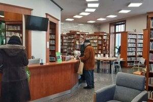 Knižnice sú otvorené.