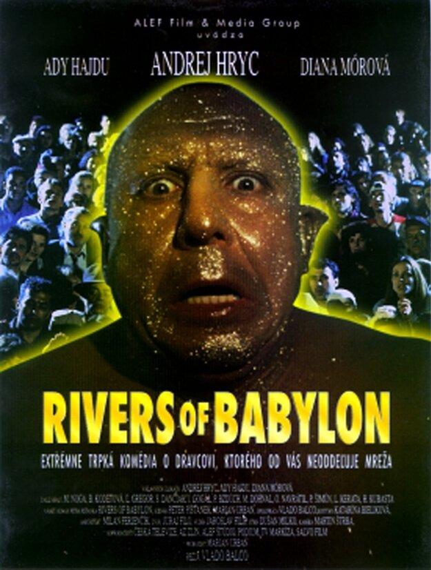 Plagát filmu Rivers of Babylon.