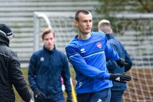 Marek Švec sa môže stať druhým najmladším ligovým debutantom v histórii FC ViOn.