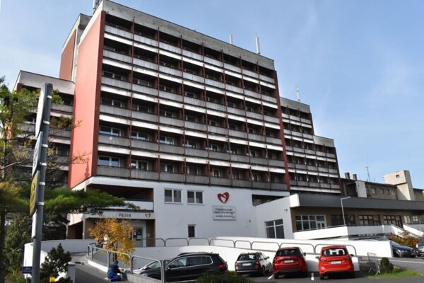 Vysokošpecializovaný odborný ústav geriatrický sv. Lukáša v Košiciach.