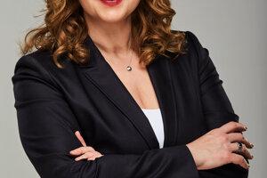 Riaditeľka pre obchod a rozvoj spoločnosti Kosit Lucia Šprinc.