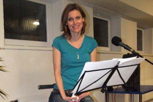 Silvia Šuvadová chce semináre organizovať aj po návrate z USA.