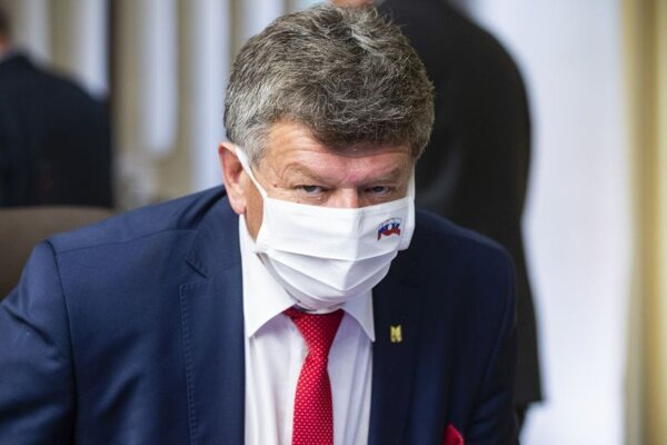 Pavel Ondek, predseda Odborového zväzu pracovníkov školstva a vedy na Slovensku.