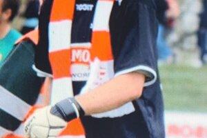 Pavol Pronaj počas hráčskej kariéry.