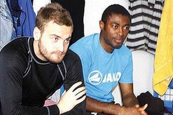 V hre je nielen Matúš Mikuš, ale aj  Igwe Franklin Ekene.