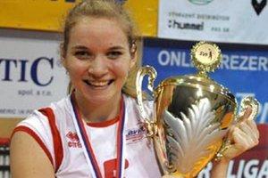 Slovenskú extraligu vyhrala Erika Salanciová už trikrát.