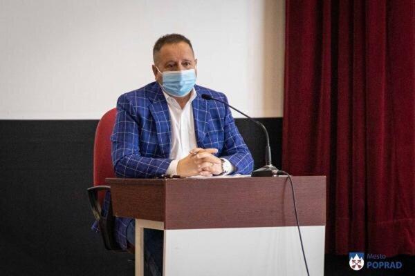 Primátor Popradu Anton Danko už dostal obe dávky vakcíny proti koronavírusu.