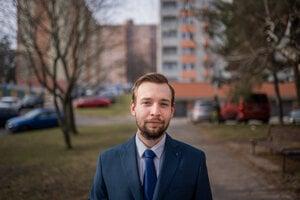 Analytik NBS Roman Vrbovský.