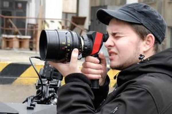 Ondrej Synak má rovnako rád prácu kameramana aj  fotografa.