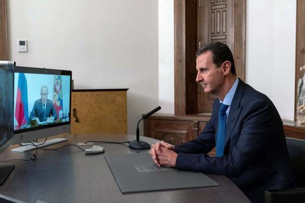 Asad sa teraz nemôže spoľahnúť ani na pomoc svojho verného spojenca z Ruska.