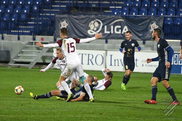 Futbal II. liga - Ilustračná fotografia.