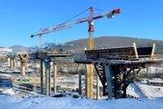 Práce pokračujú aj na prelome februára a marca.