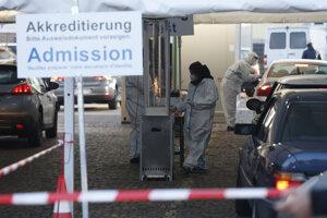 Nemecko zaviedlo prísnejšie kontroly na hraniciach.
