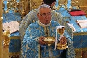Vojtech Boháč, gréckokatolícky kňaz a vysokoškolský profesor.