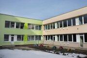 Materská škola Bratislavská prechádza rozsiahlou rekonštrukciou.