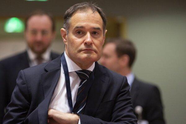 Fabrice Leggeri, výkonný riaditeľ organizácie Frontex.