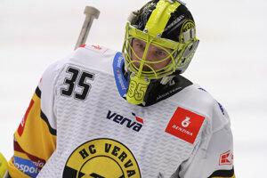 Denis Godla v drese HC Litvínov.
