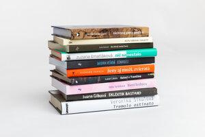 Desiatka kníh, ktorá sa dostala do finále 16. ročníka Anasoft litera.