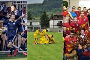 Rovinka, Bešeňová i Príbelce prekvapili v Slovnaft Cup-e.