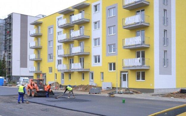 Ilustračné foto - nájomné byty v Humennom