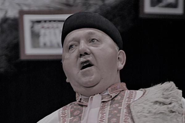 Jozef Haľak žil folklórom po celý svoj život.