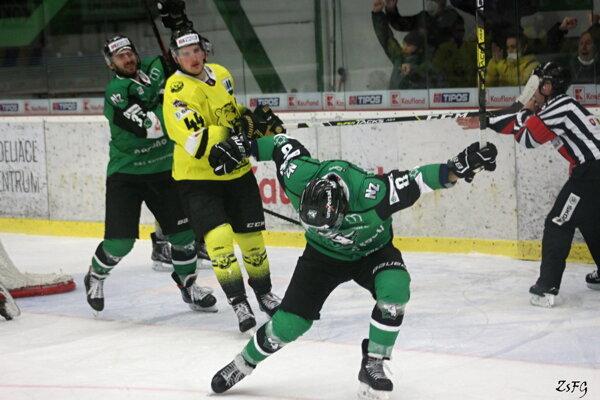 Z gólu sa raduje Iacobellis, ktorý vo víťaznom zápase Novozámčanov proti Detve skóroval dvakrát, ztoho raz do prázdnej brány pri power-play súpera.