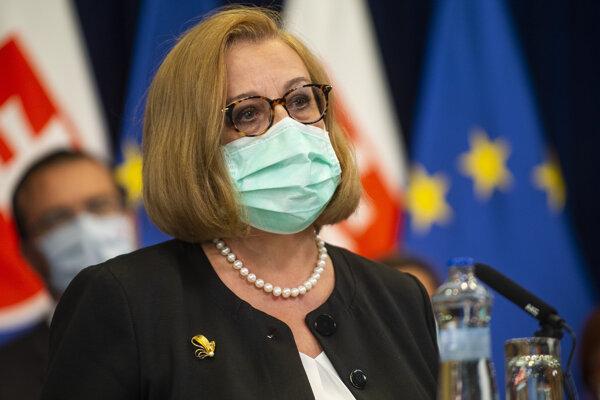 Zuzana Krištúfková je epidemiologička a odborníčka na verejné zdravotníctvo.